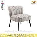 Workwell estilo moderno sofá de canto Kw-4219-1