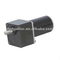 104JB300K/80ZY125 12V 24V Permanent Magnetic DC Spur Gear Motor