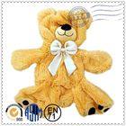 2014 China animal plush toy top 10 Sales promotion unstuffed plush animal skins
