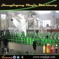china preço barato máquina para fazer garrafas de vidro