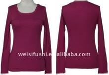 Design Lady Long Sleeve Top
