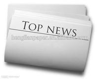 Premium Quality High Opacity newsprint paper for printing news paper
