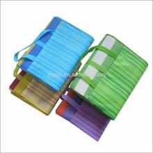 3 foldable pp tube beach mat
