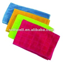 2012 new arrival cleaning cloth microfiber