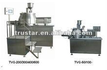 TVG Series Super Mixer Granulator