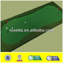 DIY Portable Golf Putting Green Mat