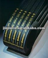 rubber v belt