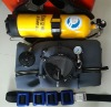 scuba diving equipment/diving device/diving gear