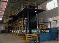 Automatic convolver/winder forWaterproofing Bitumen Membrane