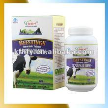 Milk IgG Colostrum Tablets of Children Nutrition