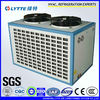Package Type Side Discharge Air Cooled Condensing Unit for Air Conditioning System
