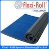 Flexi roll IWUF Approved wushu carpet mat/martial arts mat