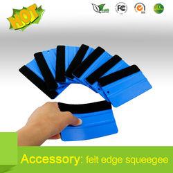 felt edge PP ABS Squeegee