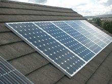effective mono solar panel 15 W