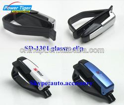Colorful ABS Car sunglasses clip