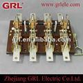 Hs12 600A 4 P central palanca operationg cuchillo interruptor de desconexión