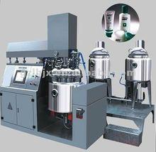 2012 Hot-sale Cosmetics Making Machine Vacuum Homogenizing Emulsifier Machine for Cream,Ointment,Lotion,Honey,Tomato Sauce