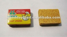 bouillon cube chicken flavor ,pls contact daniel for good price