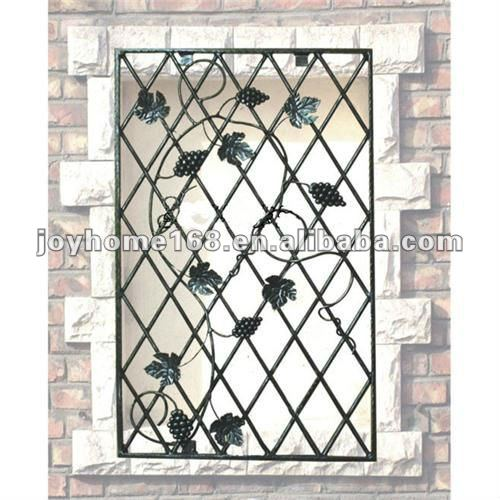 Download Decorative Wrought Iron Window Grill Designs