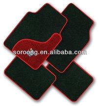 colorful decorative car mats