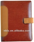 PU Leather cover and colorful design notebook manufacturer