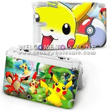 Pikachu case cover for nintendo 3ds xl
