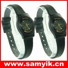 801#fancy good quality brand plastic watch, q&q watch