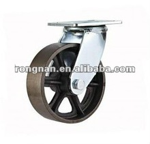 Swivel Cast Iron Casters