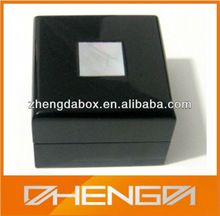 High Quality Customized Made-in-China Cufflink Box for Husband Gift(ZDW12-C014-02)