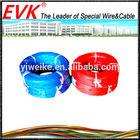 30V AWM UL1707 PFA teflon wire and cable
