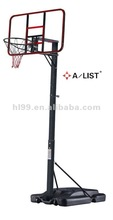 48'' Competition series basketball stand system