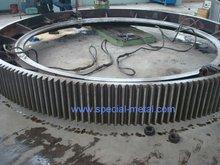 Large flywheel ring gear