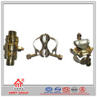 Steel Pipe Connection Scaffolding Swivel Joint Clamps