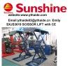 SUNSHINE brand vehicle workshop equipment/lifts (SXJS3019)
