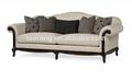 Salon tissu canapé meubles trso- 469