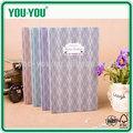 de alta calidad de cuaderno de tapa dura para la escuela y la oficina de escritorio con diferente tamaño