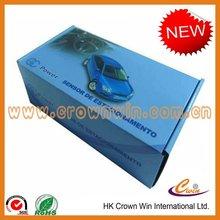 Hot popular printed glossy paper box packaging