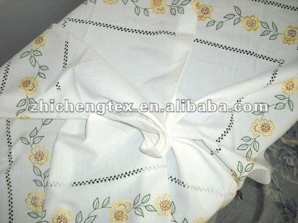 el dibujo de trabajo bordado mantel-Manteles-Identificación del ...