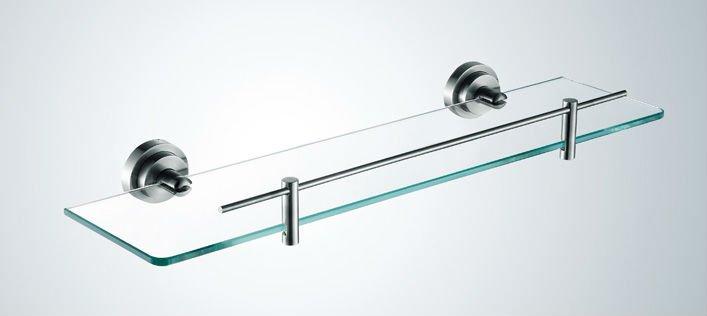 Fornitore fabbrica in acciaio inox mensola di vetro for Mensole per doccia ikea
