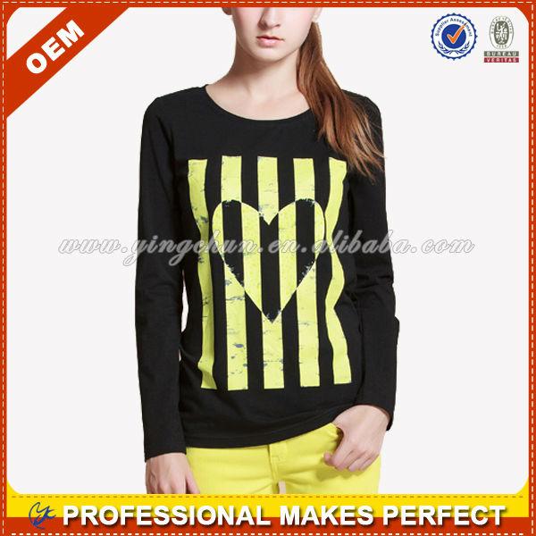 High quality OEM cotton t-shirt wholesale China