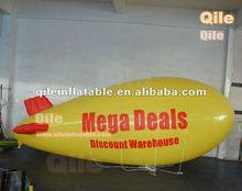 advertising balloon/airship/2012 New design inflatable balloon/Hot sale inflatable balloon