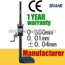 "300mm 0-12"" 0.0005""digital vernier height gauge"