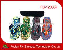 hot fashion havainas flip flop,cheap men flip flop, china eva flip flop