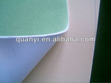 2015 Fiber And Shoe Insole Materials With Yellow Eva .