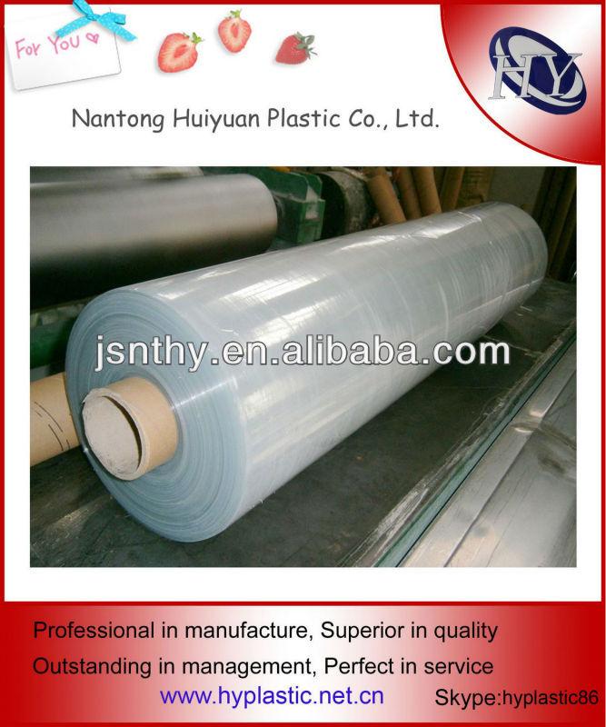 Clear Transparent PVC Film