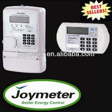 JOY312 Split three Phase Prepaid electrical/energy Meter