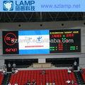 Smd5050 3in1 llevada de interior de puntuación tablero de baloncesto