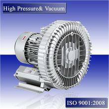 2.2kw alta pressão anel Blower amplamente utilizado para a máquina de impressão