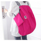 Korean multifunction foldable storage single shoulder bag&messenger bag