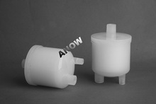 Photoresist and oil Capsule Filter for oil filtration